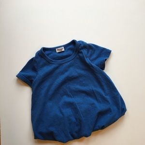 SPLENDID 12-18mo adorable bubble tee.